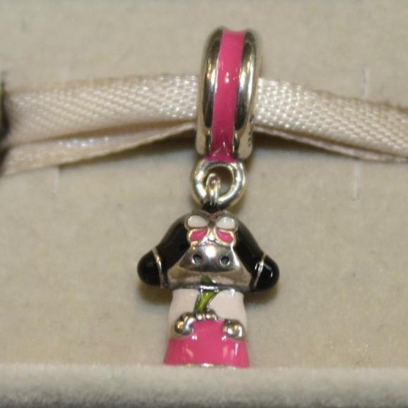79c16f17e Pandora Jewelry | Korean Doll Dangle Charm | Poshmark